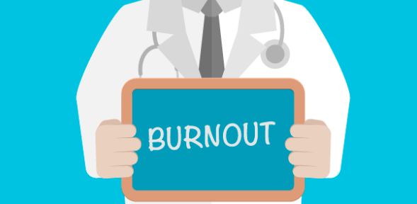 Doctor Burnout Image