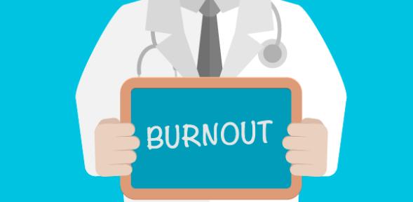 Doctor Burnout Image